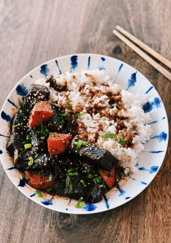 Asian Slow Cooked Beef