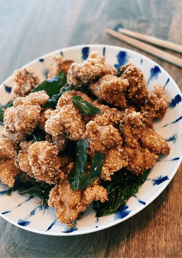 Taiwanese Popcorn Chicken (Extra Crispy)