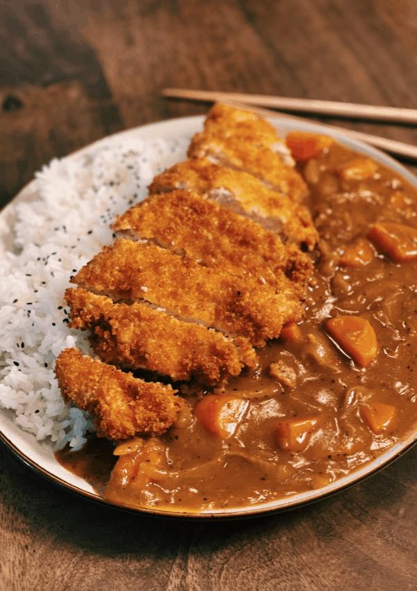Japanese Pork Katsu Curry *Extra Crispy*