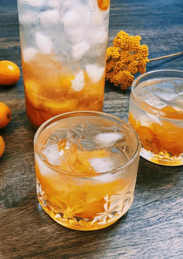Homemade Kumquat Syrup (4 Ingredients)