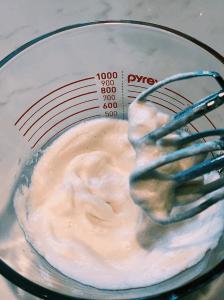 egg white consistency