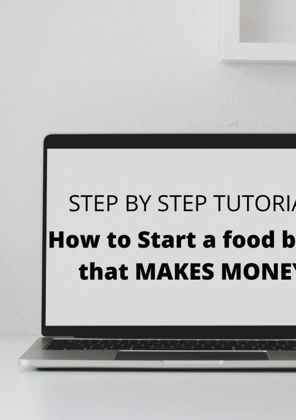 HOW TO START A BLOG THAT MAKES MONEY!