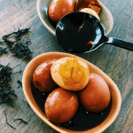 Braised Tea Eggs