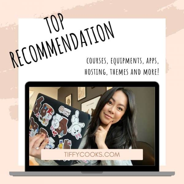 TOP RECOMMENDATION FOR BLOGGING