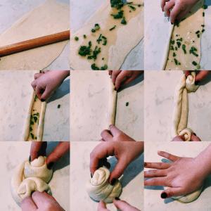 How to Make Scallion Pancake