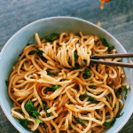 Taiwanese Soy Sauce Noodles