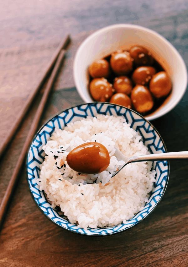 Korean Braised Quail Eggs – Easy & Addicting!