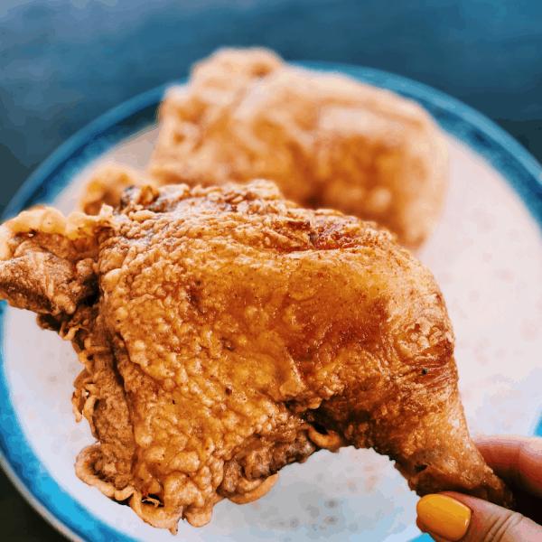Taiwanese Fried Chicken