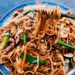 Taiwanese Chow Mein