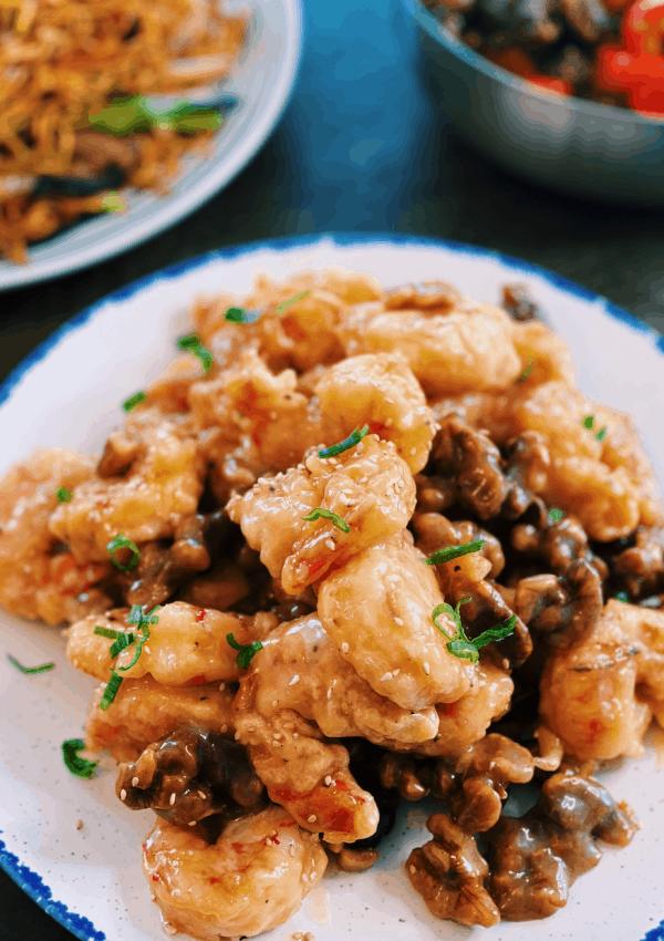 Honey Walnut Shrimp (Better than Takeout!)