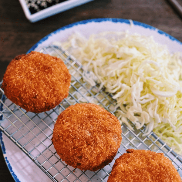 Curry Croquettes
