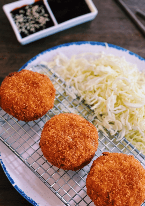 Curry Croquettes (Crispy and Cheesy!)