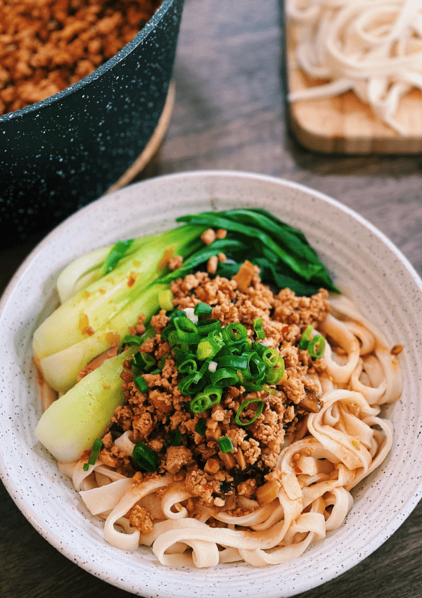 Taiwanese Meat Sauce (20 Minutes!)
