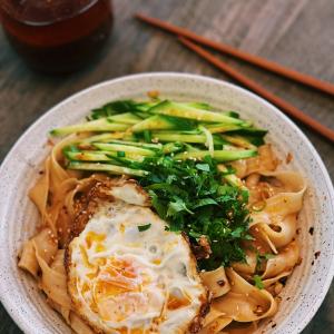 Spicy Garlic Noodles
