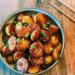 Honey Garlic Potatoes