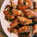 Air Fryer Soy Sauce Chicken Wings